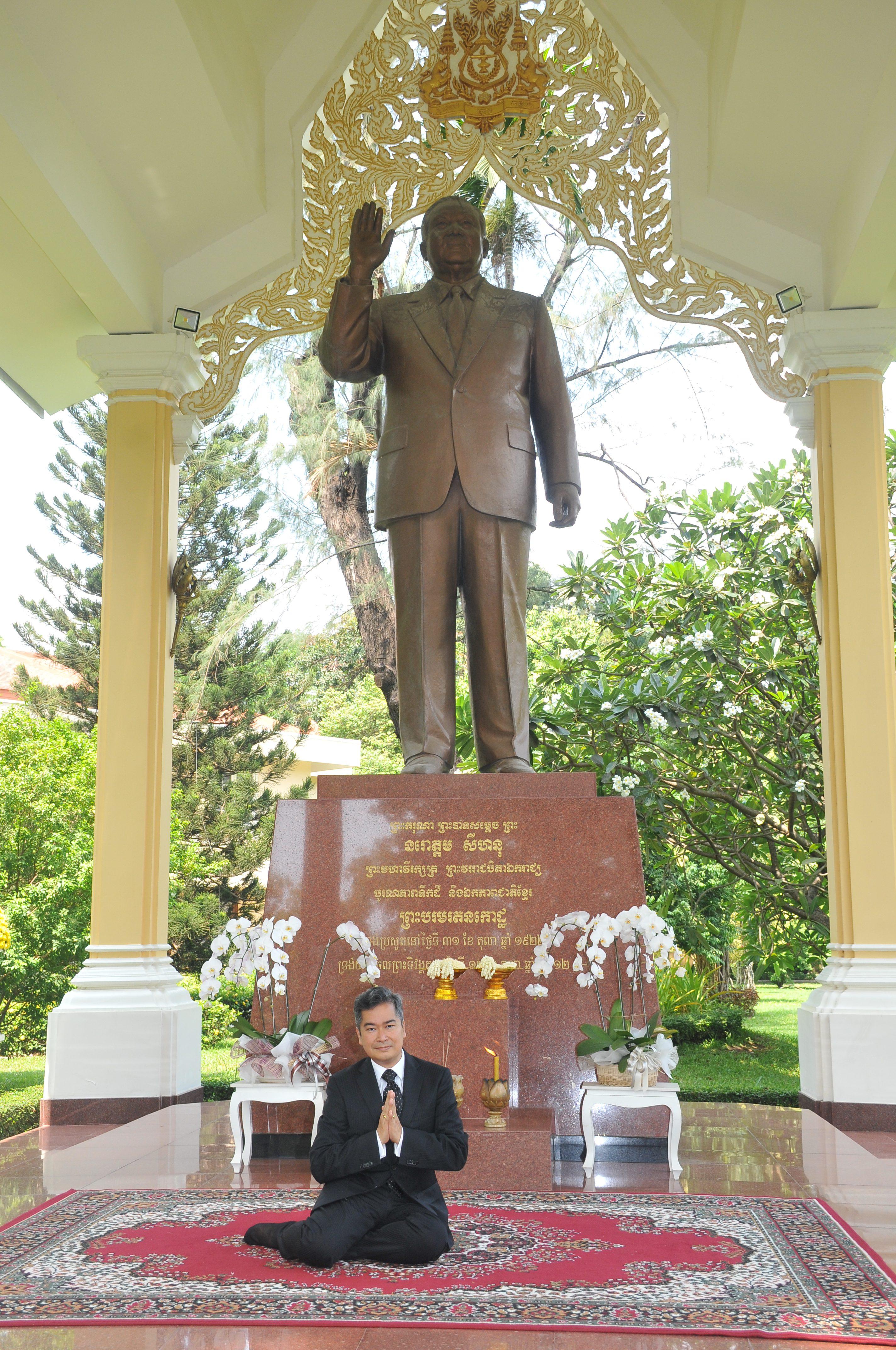 Sisowath Ravivaddhana Monipong